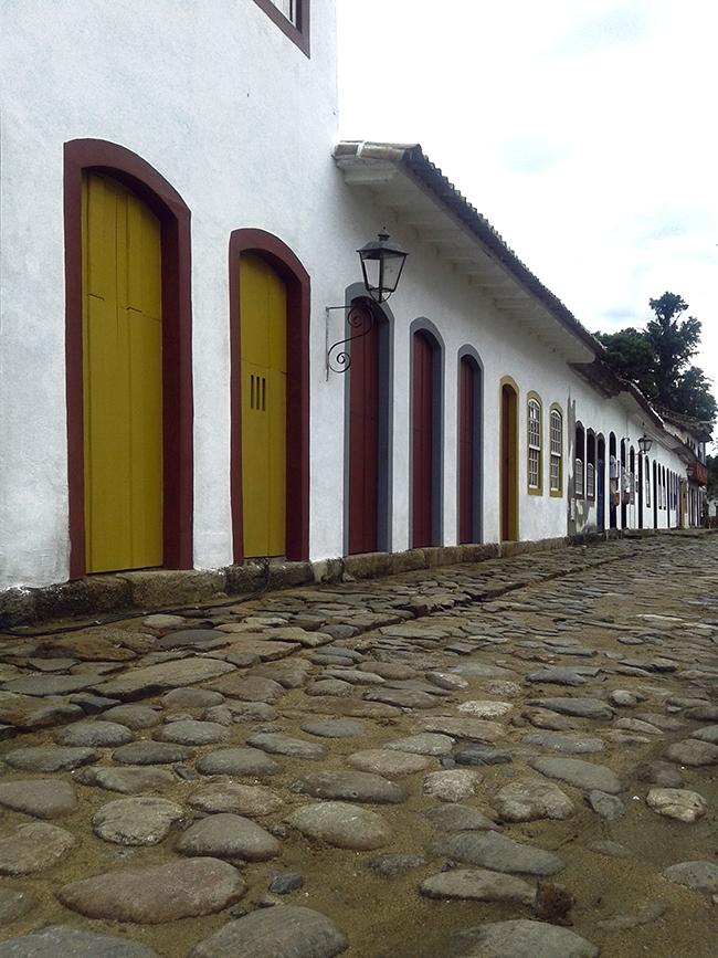 Paraty ciudad colonial