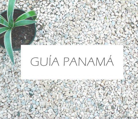 Guía para viajar por Panamá