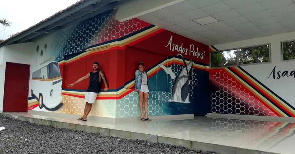 Mural Kombi