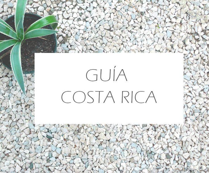 Guía Costa Rica