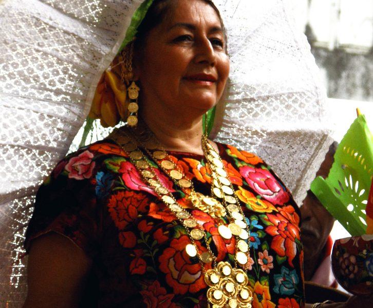 Folclore en la Guelaguetza