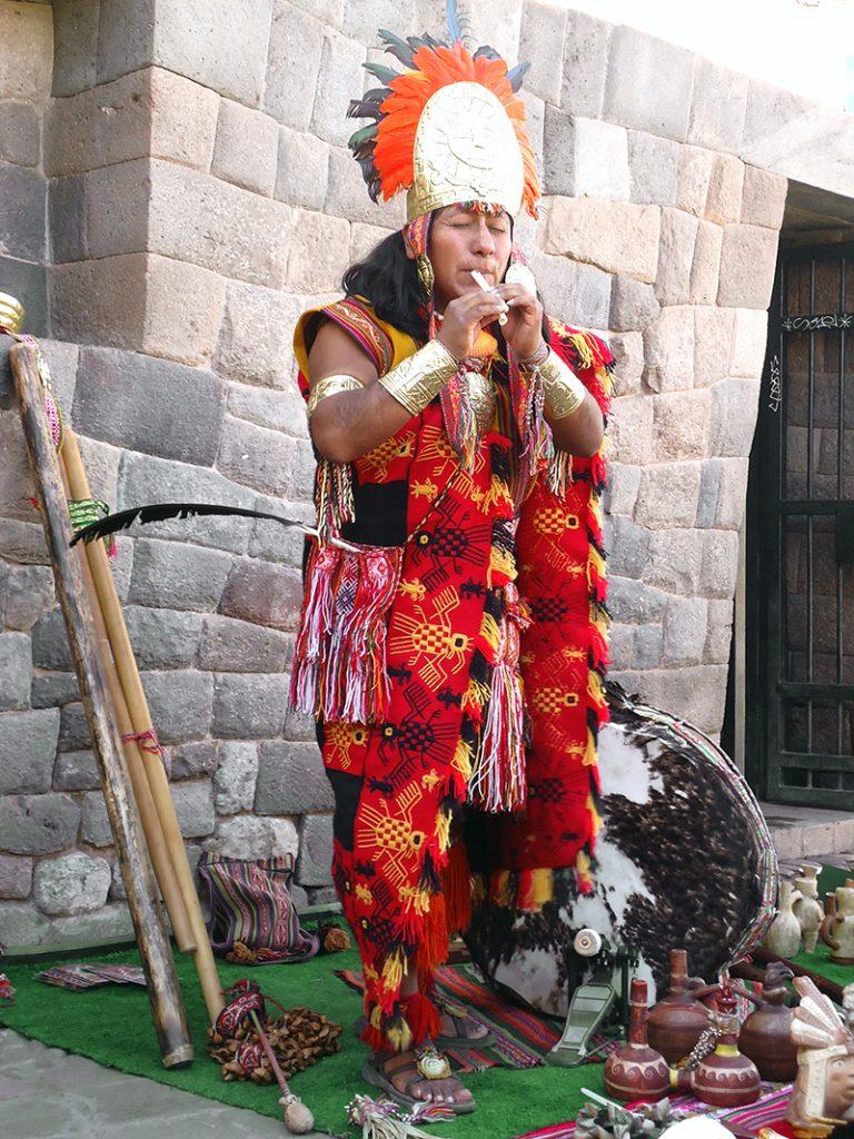 Ritual Inca, Cusco